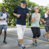Active seniors in assisted living facilities, senior health
